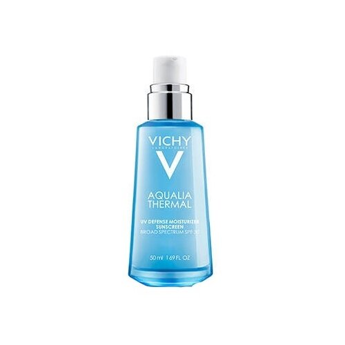 Vichy Aqualia Thermal Увлажняющая эмульсия для лица с SPF 25, 50 мл матирующая эмульсия для лица драй тач spf 30 50 мл термальная вода 50 мл vichy ideal soleil