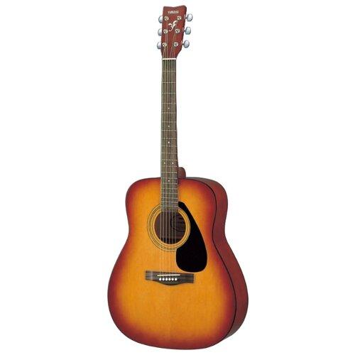 Вестерн-гитара YAMAHA F310 Tabacco Brown Sunburst гитара электроакустическая yamaha apx600 old violin sunburst