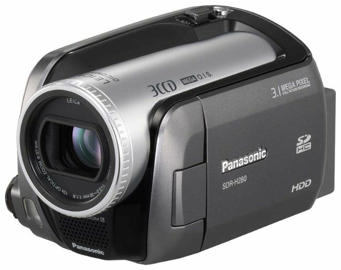 Видеокамера Panasonic SDR-H280