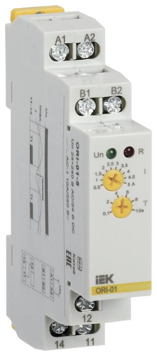 Реле контроля тока IEK ORI-01-5 — купить по выгодной цене на Яндекс.Маркете