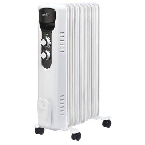 Масляный радиатор Ballu Trend BOH/TR-11 2200 белый/черный