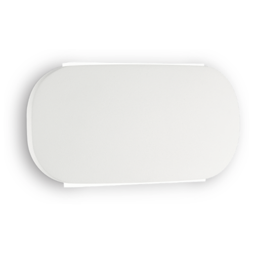 Настенный светильник IDEAL LUX Tea AP Bianco, 6 Вт торшер ideal lux stelo pt1