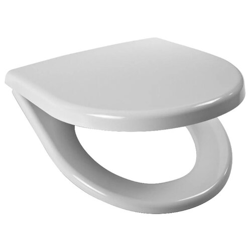 Крышка-сиденье для унитаза Jika Lyra Plus 8.9338.1.300.000.1 дюропласт с микролифтом белый