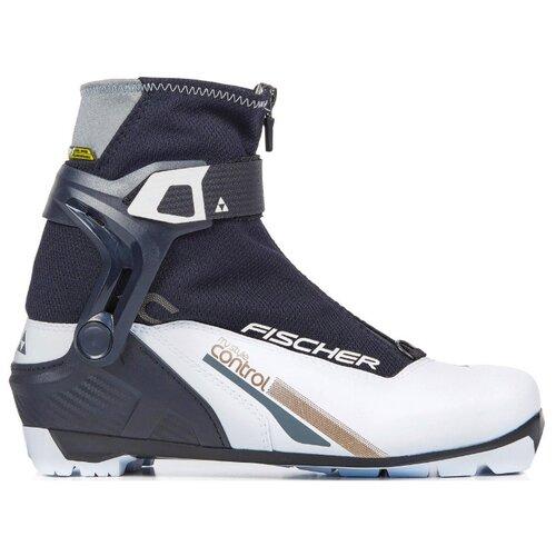 Ботинки для беговых лыж Fischer XC Control My Style черно-белый 37 мази и парафины swix клистер для беговых лыж красный kr060 vario 5 0