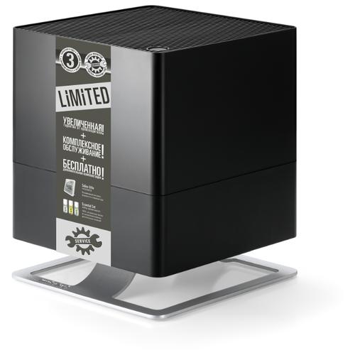 Увлажнитель воздуха Stadler Form Oskar Limited O-020LM/O-021LM, черный