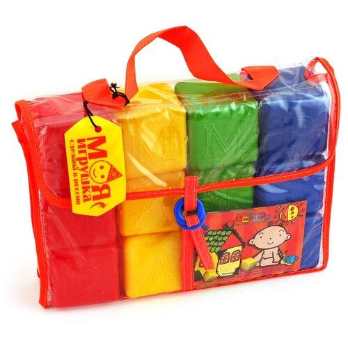 Купить Кубики Росигрушка Малыш 5005, Детские кубики