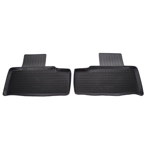 Комплект ковриков NorPlast NPA00-C93-503 2 шт. черный