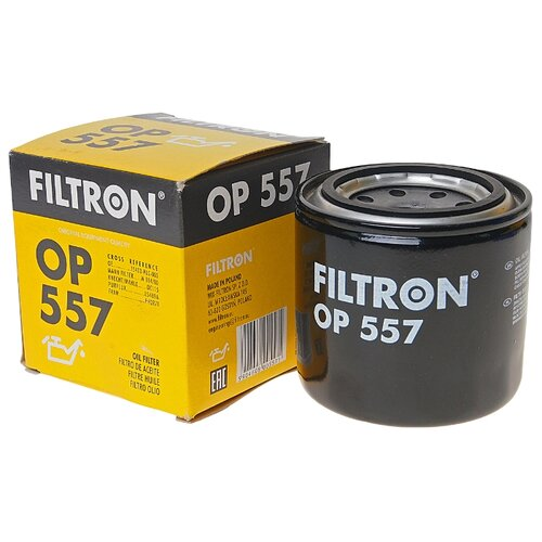 Масляный фильтр FILTRON OP 557