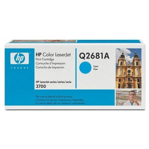 Фото - Картридж ориг. HP Q2681A голубой для Color LJ 3700 (6000стр), цена за штуку, 107184 картридж ориг hp cn054ae 933xl голубой для officejet 6100 6600 6700 825стр цена за штуку 176373