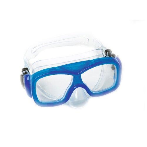 Маска для плавания Bestway Aquanaut синийМаски и трубки<br>