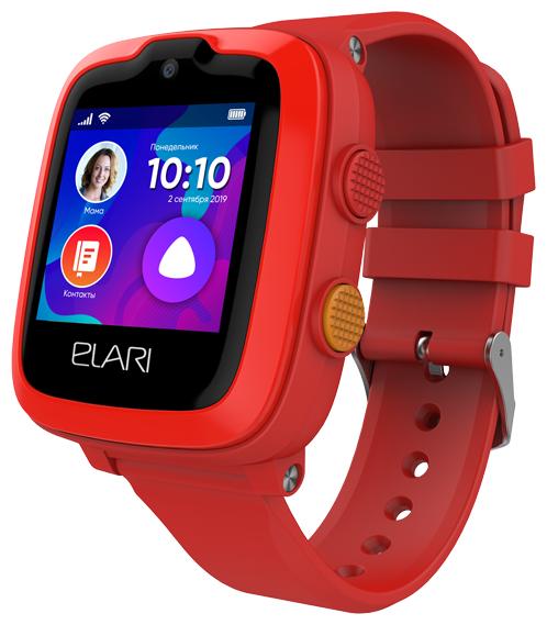 Часы ELARI KidPhone 4G — 2 цвета — купить по выгодной цене на Яндекс.Маркете