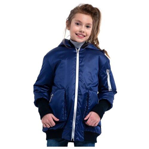 Куртка Talvi 02430 размер 152/76, синий брюки smena 39146 39148 39144 39149 39147 размер 152 76 ярко синий