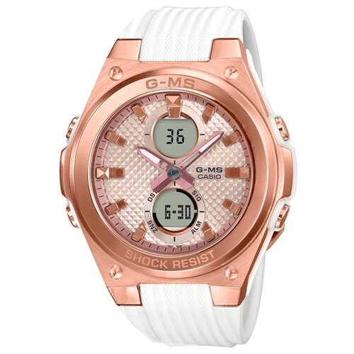 Наручные часы CASIO MSG-C100G-7A наручные часы casio msg s200g 5a