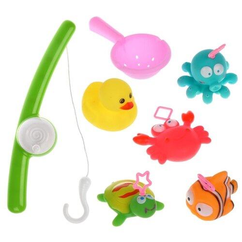 Набор для ванной Klutch Happy bath (KL-011) разноцветный, Игрушки для ванной  - купить со скидкой