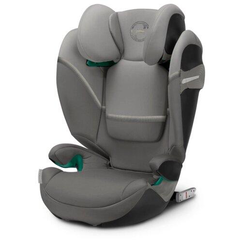 Автокресло группа 2/3 (15-36 кг) Cybex Solution S i-Fix, Soho Grey автокресло группа 1 2 3 9 36 кг little car ally с перфорацией черный