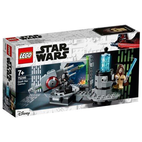 Купить Конструктор LEGO Star Wars 75246 Пушка Звезды смерти, Конструкторы