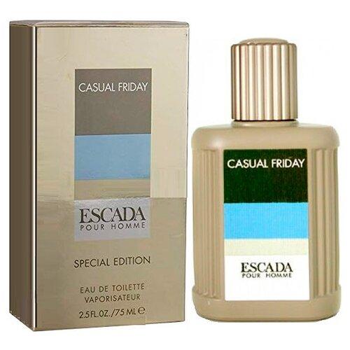 Купить Туалетная вода Escada Casual Friday, 75 мл