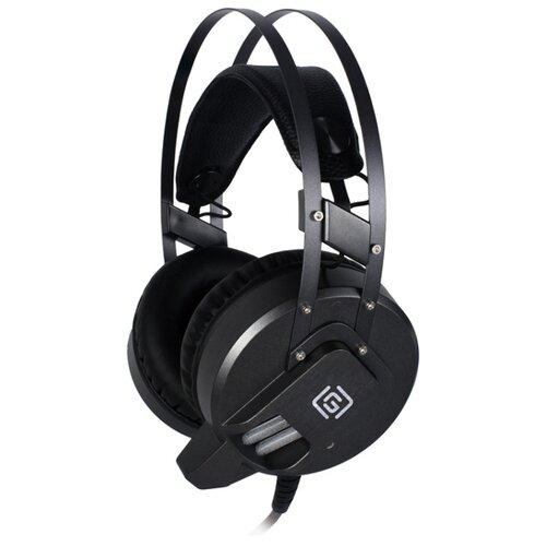 Компьютерная гарнитура OKLICK HS-L550G THUNDER черный цена 2017