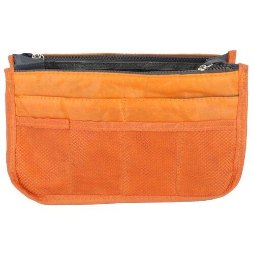 Органайзер для сумки Kingth Goldn C074, оранжевый органайзер kingth goldn с094 черный