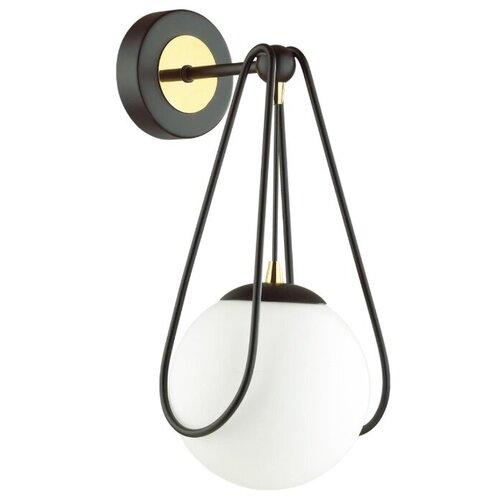 Настенный светильник Odeon light Carol 4268/1W, 40 Вт настенный светильник odeon light granta 4674 1w 40 вт