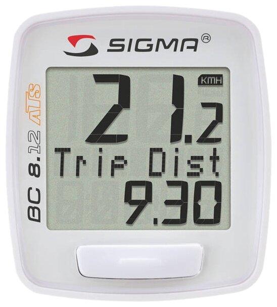 Велокомпьютер SIGMA BC 8.12 ATS