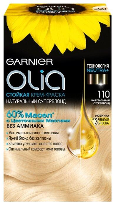 Olia cтойкая крем-краска для волос