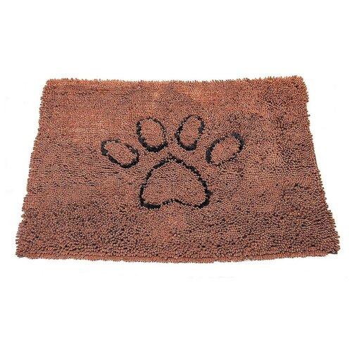 Коврик для собак Dog Gone Smart Doormat S 58.5х40.5 см коричневый