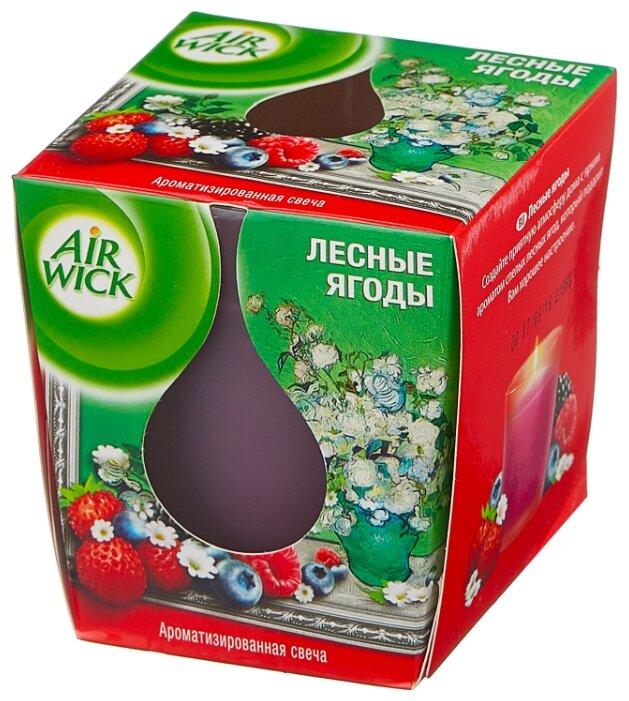 Свеча Air Wick Лесные ягоды, 105 г