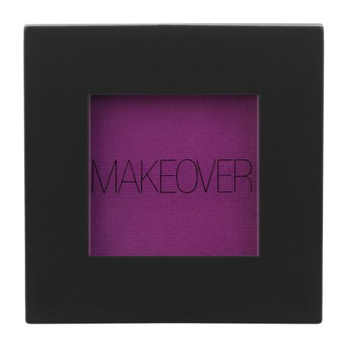 Фото - MAKEOVER Тени для век Single Eyeshadow purple тени для век eyeshadow 2 5г 06 purple