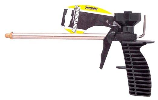 Пистолет для пены Монтажник Эконом 600003
