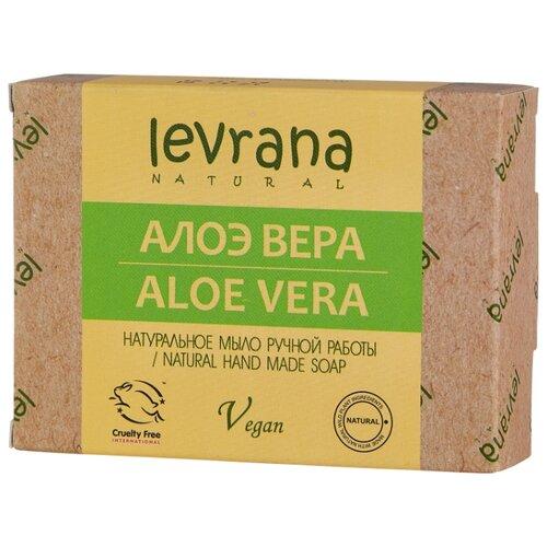 Фото - Мыло кусковое Levrana Алоэ натуральное ручной работы, 100 г xiyifang 17 100 150 diy xfs