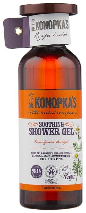 Гель для душа Dr. Konopka's Soothing