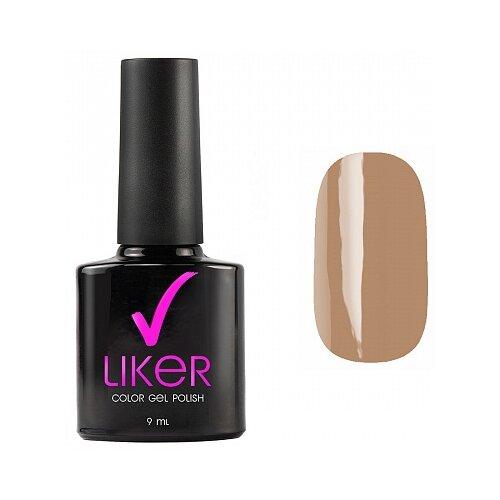 Купить Гель-лак для ногтей Runail Professional Liker, 9 мл, 4504