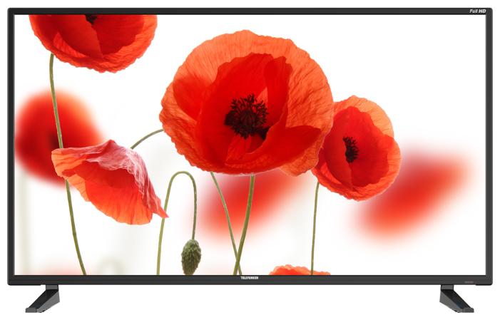 Телевизор TELEFUNKEN TF-LED40S61T2, черный