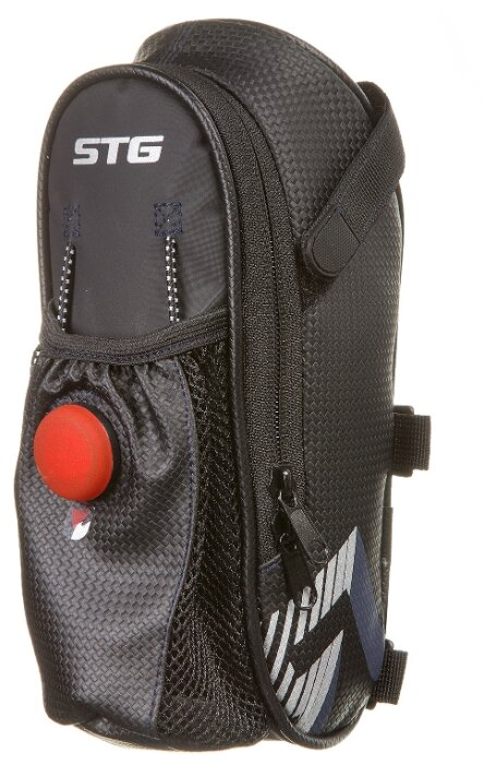 Велосумка STG подседельная 131396