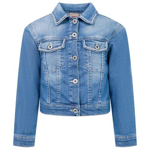 Куртка Dixie JB22F05G23 размер 164, голубой по цене 12 230