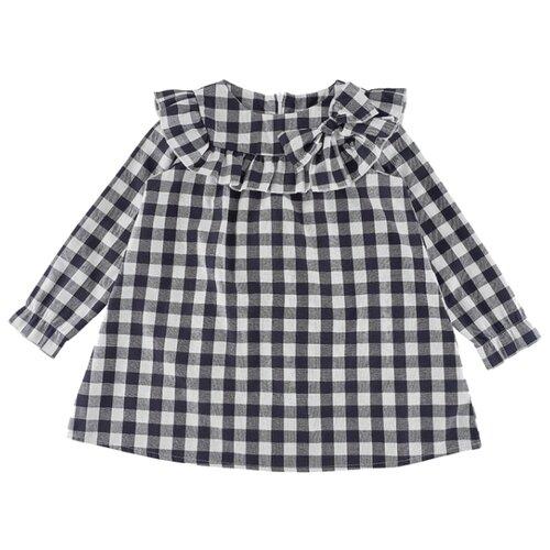 Платье Mini Maxi размер 98, синий, Платья и сарафаны  - купить со скидкой