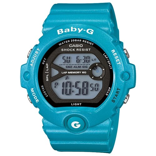 Наручные часы CASIO BG-6903-2E casio часы casio bg 6903 2e коллекция baby g