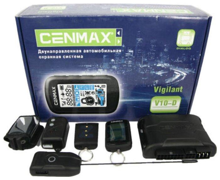 Автосигнализация Cenmax Vigilant V10-D