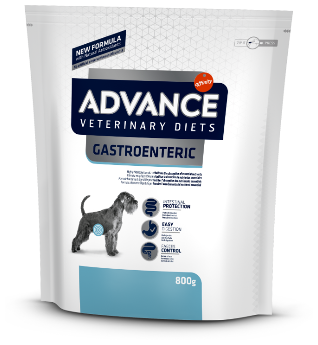 Корм для собак Advance Veterinary Diets при болезнях ЖКТ 800г — цены на Яндекс.Маркете