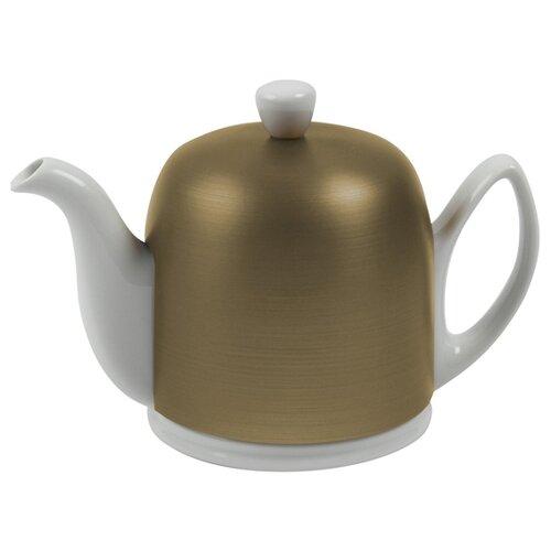 Фото - Чайник заварочный, Guy Degrenne, SALAM (0,6 л), 216411, с колпаком и ситечком на 4 чашки чайник заварочный salam white 0 37 л с колпаком с ситечком на 2 чашки 211987 guy degrenne