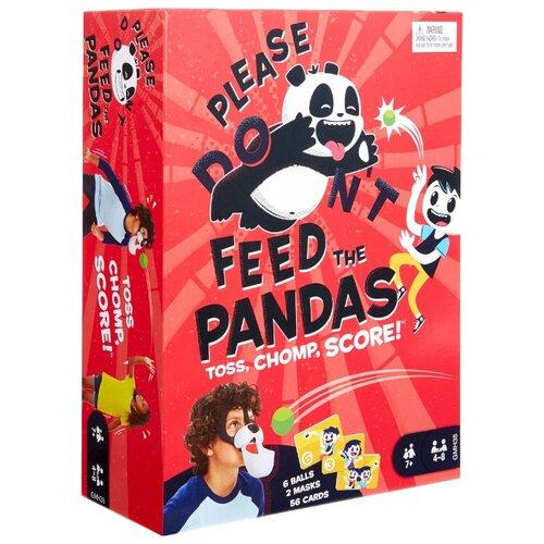 Настольная игра Mattel Please Feed the Pandas игра настольная mattel games mattel games mp002xg00ogy