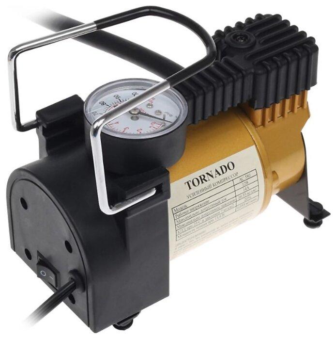 Купить Автокомпрессор STVOL Торнадо AC-580, шт по низкой цене с доставкой из Яндекс.Маркета (бывший Беру)