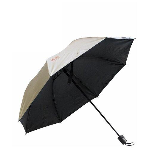 Зонт механика Удачная покупка YS05 белый/зеленый/черный зонт механика удачная покупка ys01 черный желтый