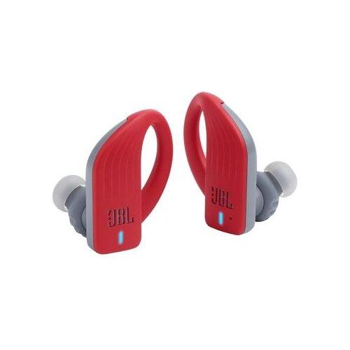 Беспроводные наушники JBL Endurance PEAK red вставные наушники jbl endurance peak красный jblendurpeakred