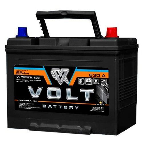 Автомобильный аккумулятор Volt PROFESSIONAL VL75D23L