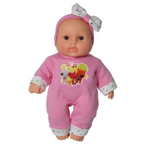 Купить Пупс Весна Малыш 5 Ми-ми-мишки, 20 см, В3898, Куклы и пупсы