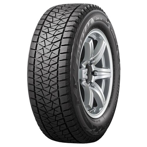 Шины автомобильные Bridgestone Blizzak DM V2 275/55 R20 117T Без шипов