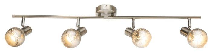 Люстра Globo Lighting Zacate 54840-4, E14, 100 Вт