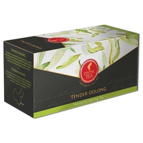 Чай улун Julius Meinl Tender oolong в пирамидках, 18 шт. meinl nino7